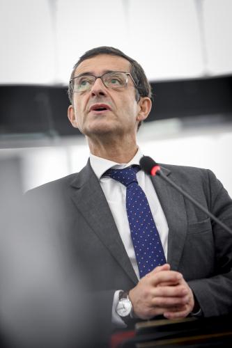 Europa capaz de agir e avançar