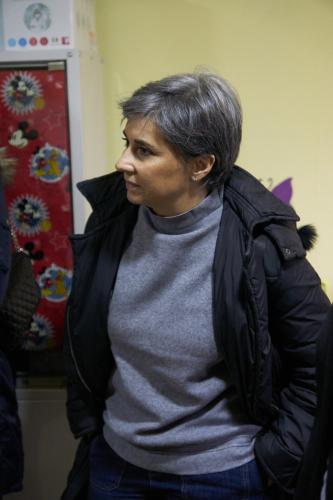 Isabel Santos preocupada com situa��o de menores n�o acompanhados na Gr�cia