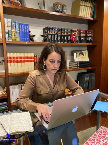 Isabel Carvalhais relatora para as pescarias do Noroeste Atlântico