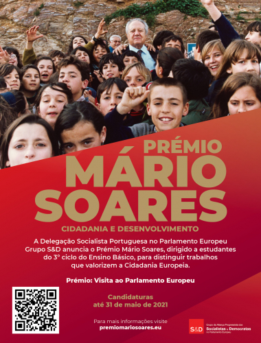Pr�mio M�rio Soares